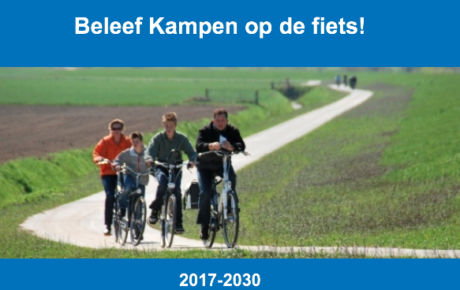 Fietsvisie gemeente Kampen via scrum